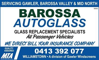 banner image for Barossa Autoglass